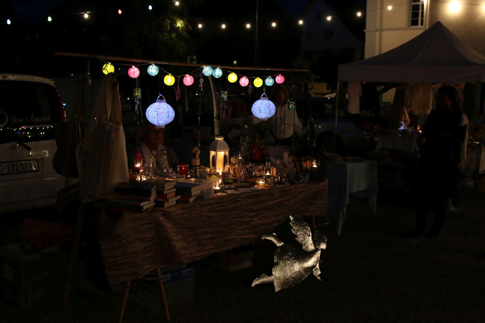 Nachtflohmarkt Steckborn 2017